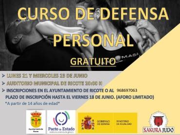 CURSO DE DEFENSA PERSONAL