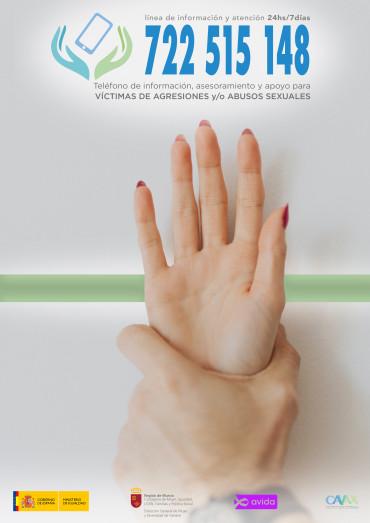 NUEVO SERVICIO TELEFONICO DE ATENCION A MUJERES VICTIMAS DE VIOLENCIA SEXUAL