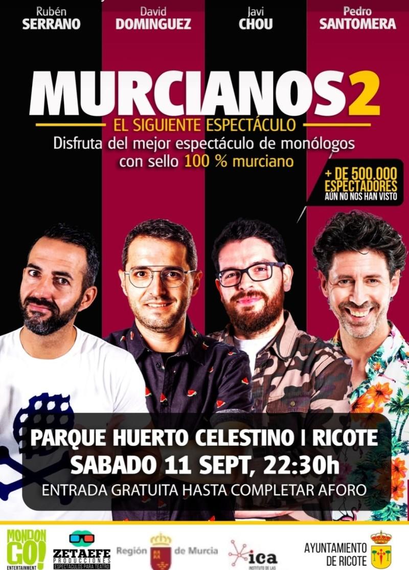ESPECTÁCULO DE MONÓLOGOS MURCIANOS2